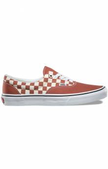 (8FRQJX) 2 Tone Checker Era Shoe - Auburn