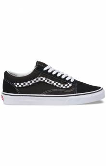 (8G1UJJ) Sidestripe V Old Skool Shoe - Black