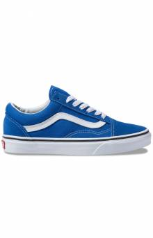 (8G1VJI) Old Skool Shoe - Lapis Blue