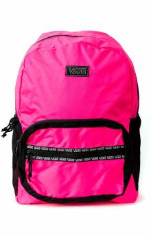 After Dark Reflective Backpack - Knockout Pink