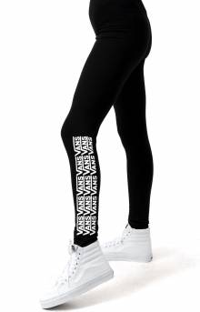 Chalkboard Fair Well Leggings - Black