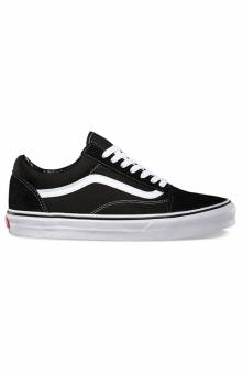 (D3HY28) Old Skool Shoe - Black/White
