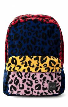 Deana III  Backpack - Leopard Patch