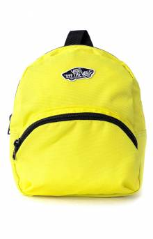 Got This Mini Backpack - Lemon Tonic
