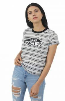 Introduction T-Shirt - Black Stripe