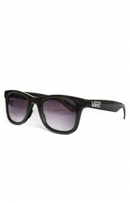 Vans Womens Clothing, Janelle Hipster Sunglasses - Black/Smoke