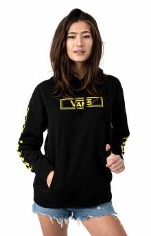Labeled BF Pullover Hoodie - Black