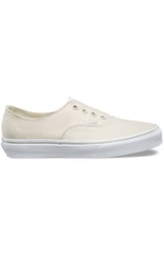 Leather Canvas Authentic Gore Shoe - Bone Night