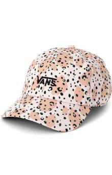 Leila Courtside Dad Hat - Leopard