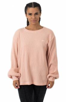 Lorraine L/S Thermal Top - Rose Cloud