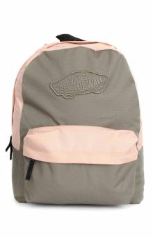 Realm Backpack - Dusty Olive/Rose
