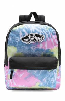 Realm Backpack - Tie-Dye Orchid
