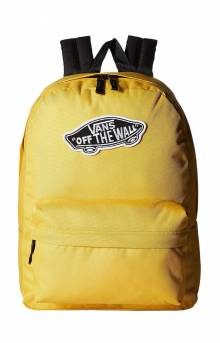 Realm Backpack - Yolk Yellow