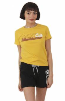 Time Off T-Shirt - Yolk Yellow