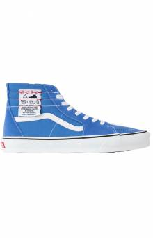 (U1624E) DIY Sk8-Hi Tapered Shoes - Nebulas Blue