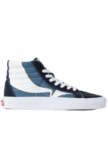 (U3D21Q) Warp SK8-Hi Reissue Shoes - Parisian Night