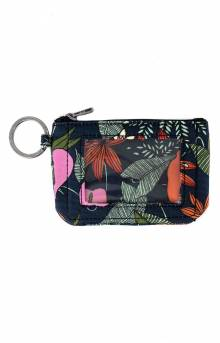 Wallet Keychain - Multi Tropic