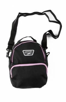 Warped Mini Bag -  Black