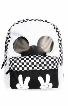 Checkerboard Mickey Mouse Realm Backpack