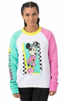 Hyper Minnie Crewneck