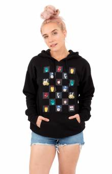Marvel Check Pullover Hoodie