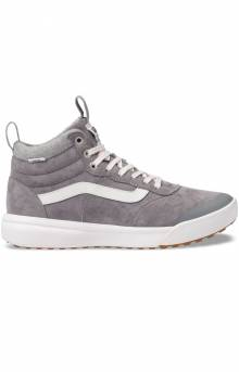 (ZD1URI) Wool Ultrarange HI MTE Shoe - Frost Grey