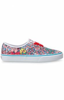 (48A3RZ) Authentic Shoes - Land Of Waldos