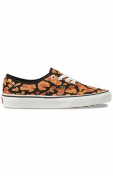 (Z5IV4V) Leopard Authentic Shoe - Black/Inca Gold