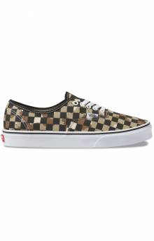 (Z5IvV4P) Checkerboard Authentic Shoe - Desert Camo/True White