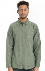 Visual Clothing, Hillview Woven Button-Up Shirt