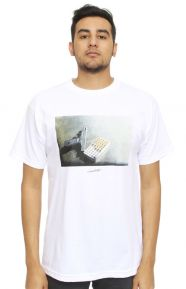 Brass T-Shirt - White