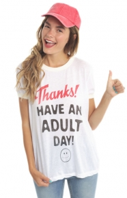Wildfox Clothing, Adult Day Top