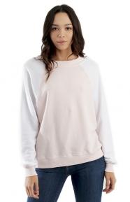 Destroy Sommers Sweater - Pink Glass