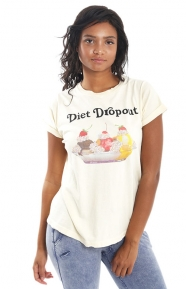 Wildfox Clothing, Diet Drop Out Top