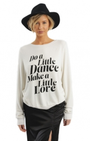 Wildfox Clothing, Get Down Tonight Sweater