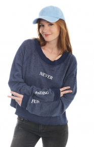 Wildfox Clothing, Never Ending Sweater