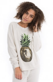 Wildfox Clothing, Party Pineapple Sommers Sweater