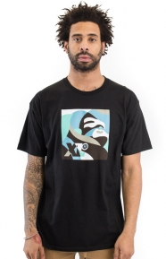 X-Large Clothing, Intersection T-Shirt - Black