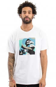 X-Large Clothing, Intersection T-Shirt - White
