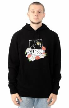 Tranquil Pullover Hoodie - Black