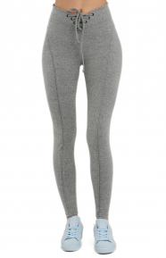 Football Leggings - Grey