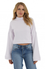 Lodge Sweatshirt - Lilac