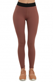 Skater Leggings - Nutmeg