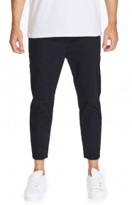 Cropshot Chino Pants - Black
