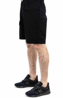 Jumpa Combat Shorts - Black
