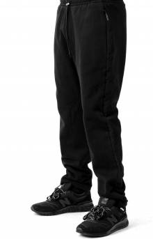 Jumpa Tape Sweat Jogger - Smokey Black