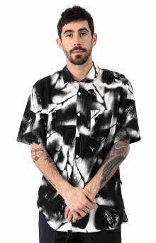Mist Button-Up Shirt - Black