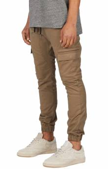 Sureshot Cargo Joggers - Timber