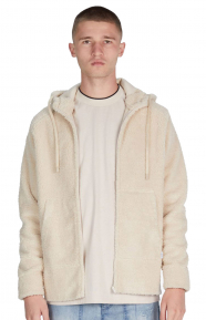 Yeti Fleece Hoodie - Natural